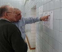 Тренеры-наставники Урусов В.А. и Сироткин В.А.